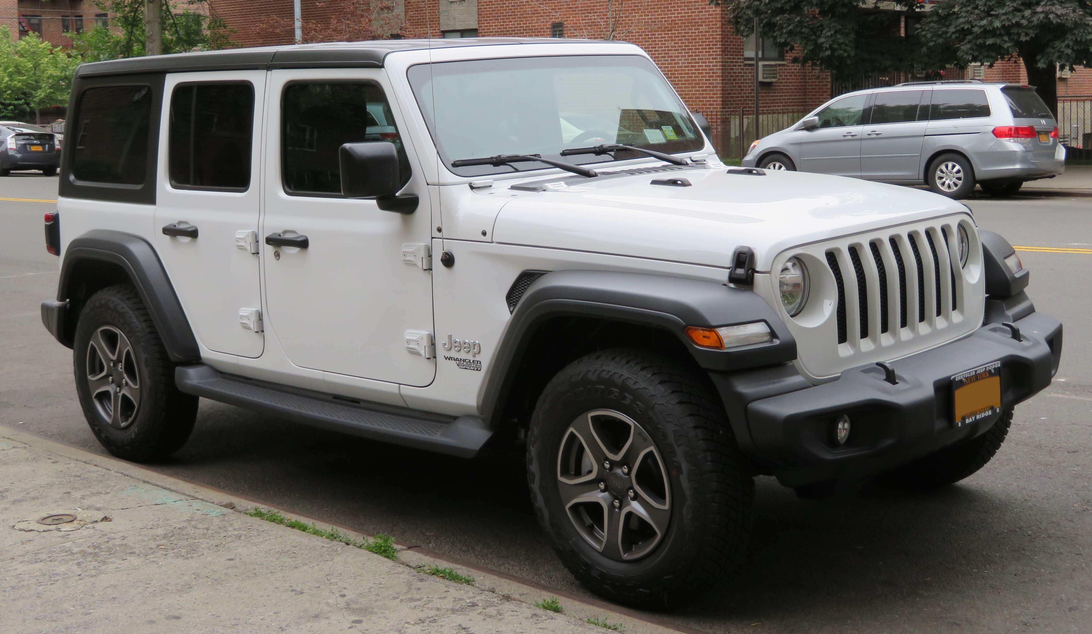 17 New 2019 Jeep Wrangler Jl Model for 2019 Jeep Wrangler Jl