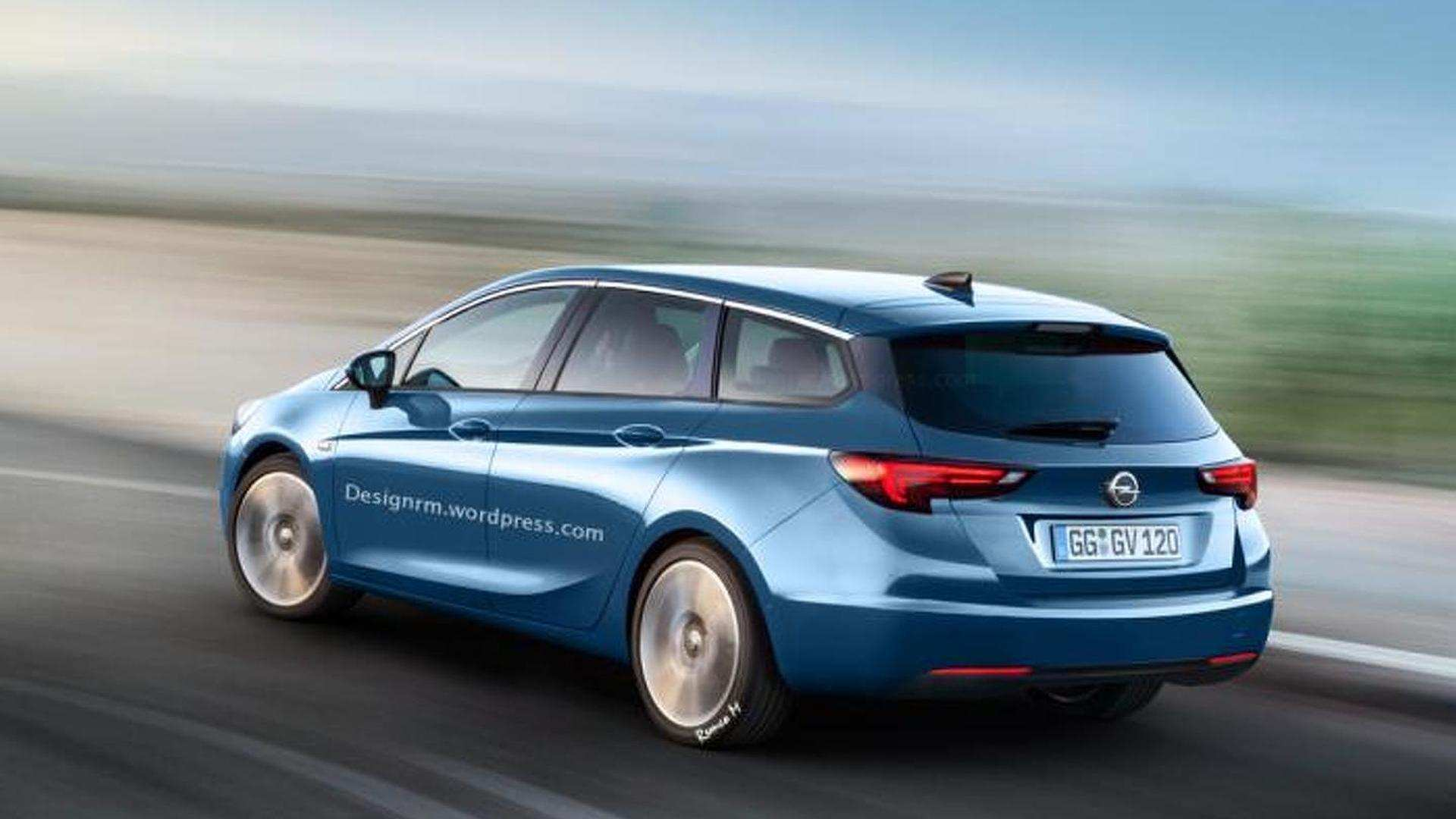 17 New 2019 Opel Astra Sedan Exterior and Interior for 2019 Opel Astra Sedan