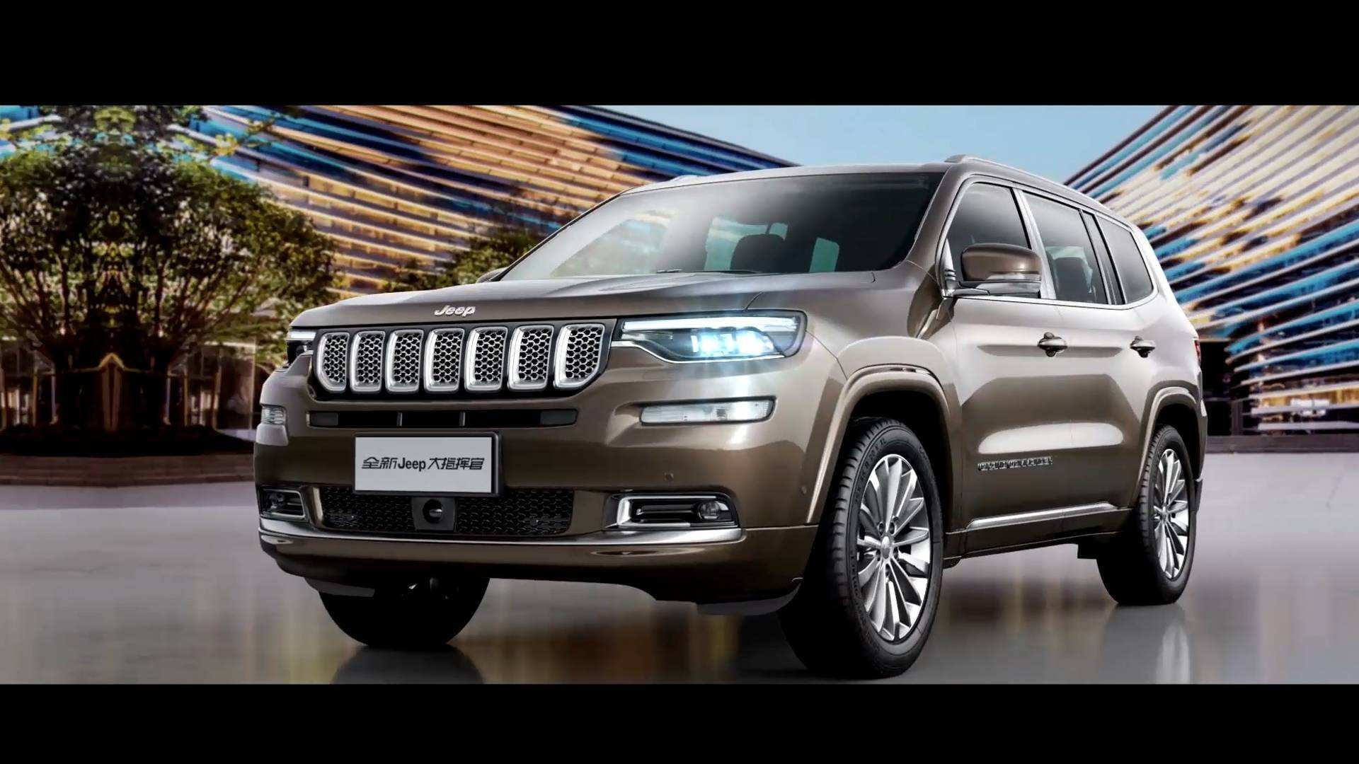 17 New 2020 Jeep Commander Review by 2020 Jeep Commander