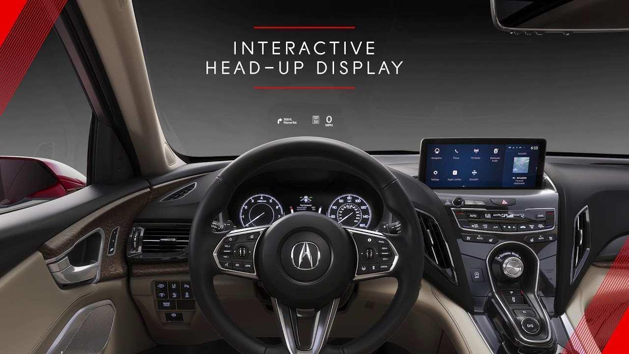 17 The 2019 Acura Rdx Prototype New Concept by 2019 Acura Rdx Prototype