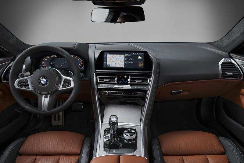 17 The 2019 Bmw 8 Series Interior Redesign for 2019 Bmw 8 Series Interior