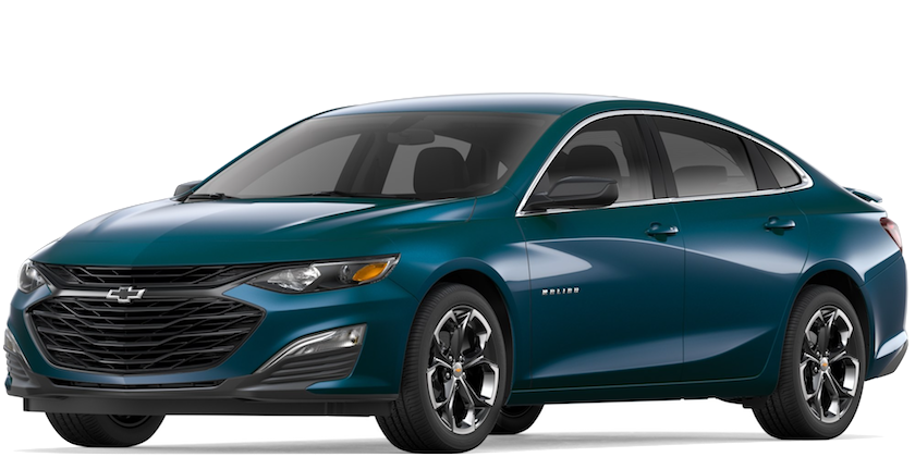17 The 2019 Chevrolet Malibu Photos with 2019 Chevrolet Malibu