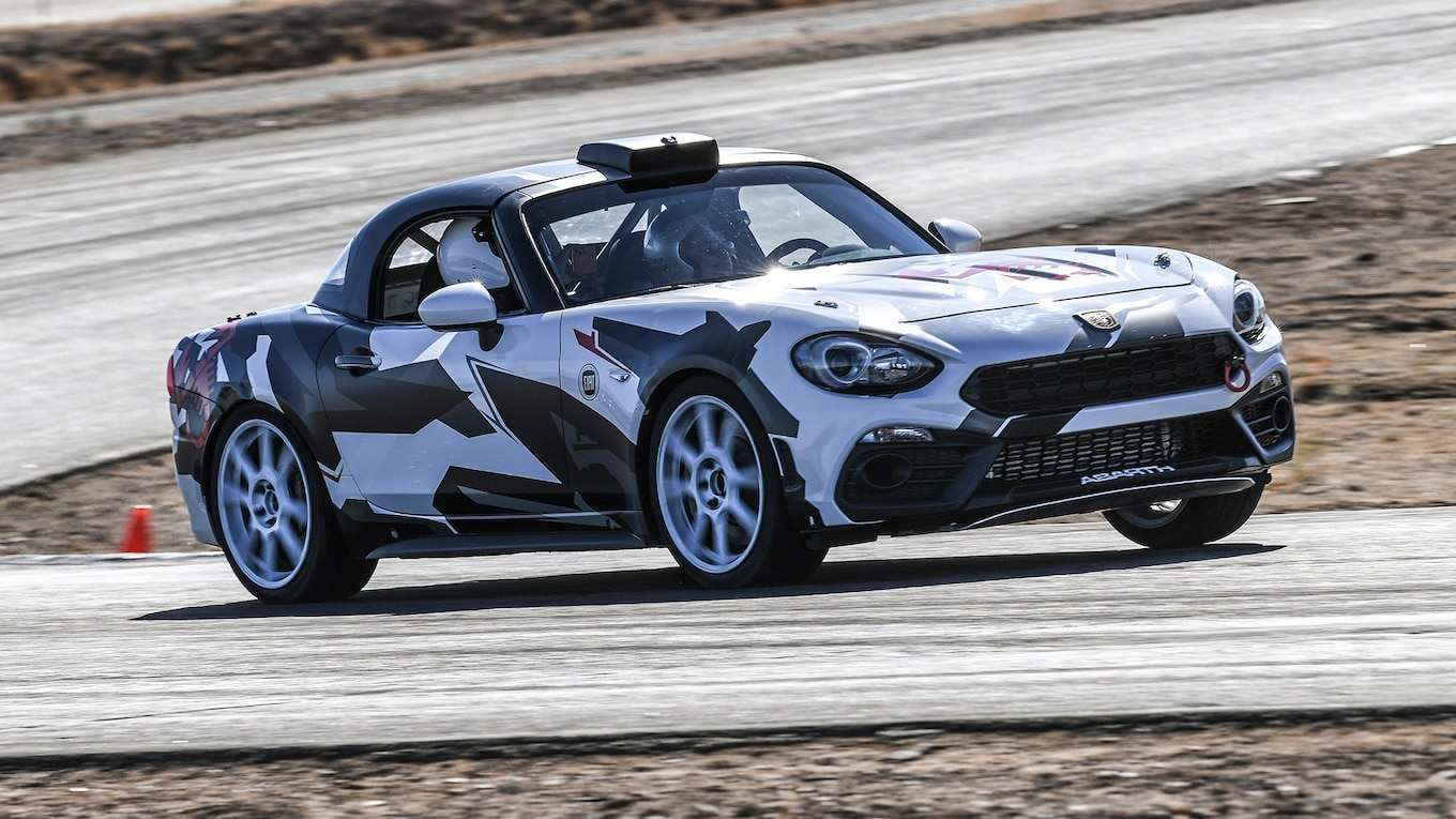 17 The 2019 Fiat Spider Picture for 2019 Fiat Spider
