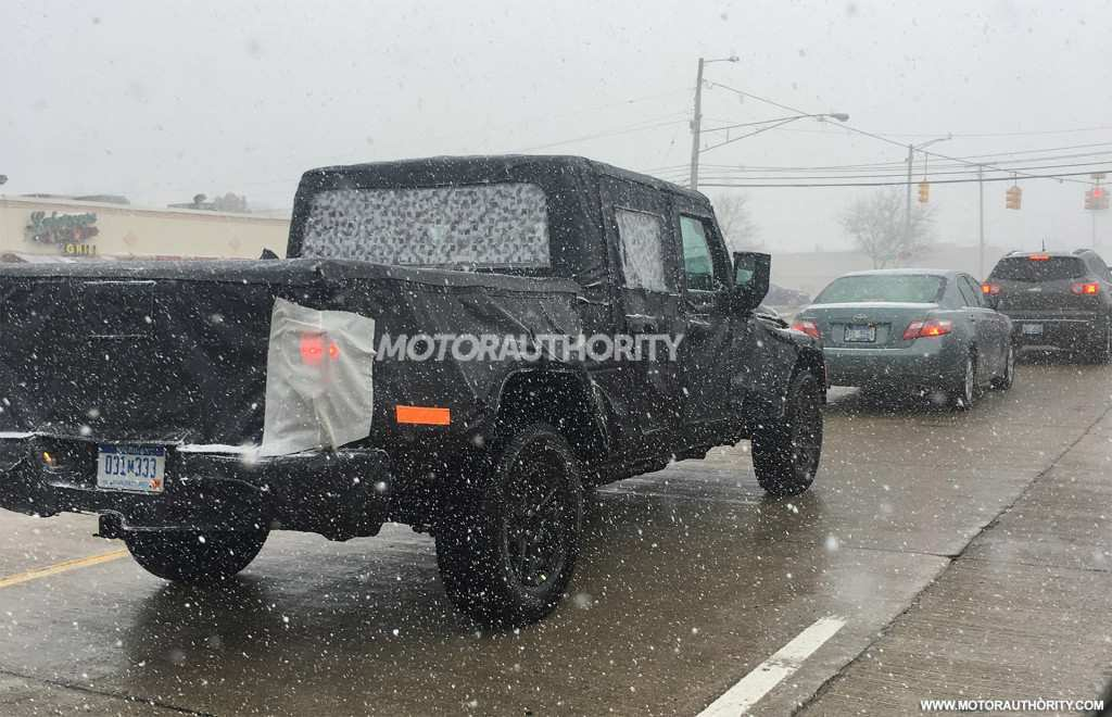 17 The 2019 Jeep Truck News First Drive by 2019 Jeep Truck News
