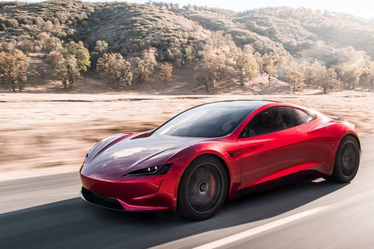 17 The 2019 Tesla Roadster Redesign and Concept by 2019 Tesla Roadster