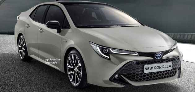 17 The 2019 Yeni Toyota Corolla Redesign with 2019 Yeni Toyota Corolla