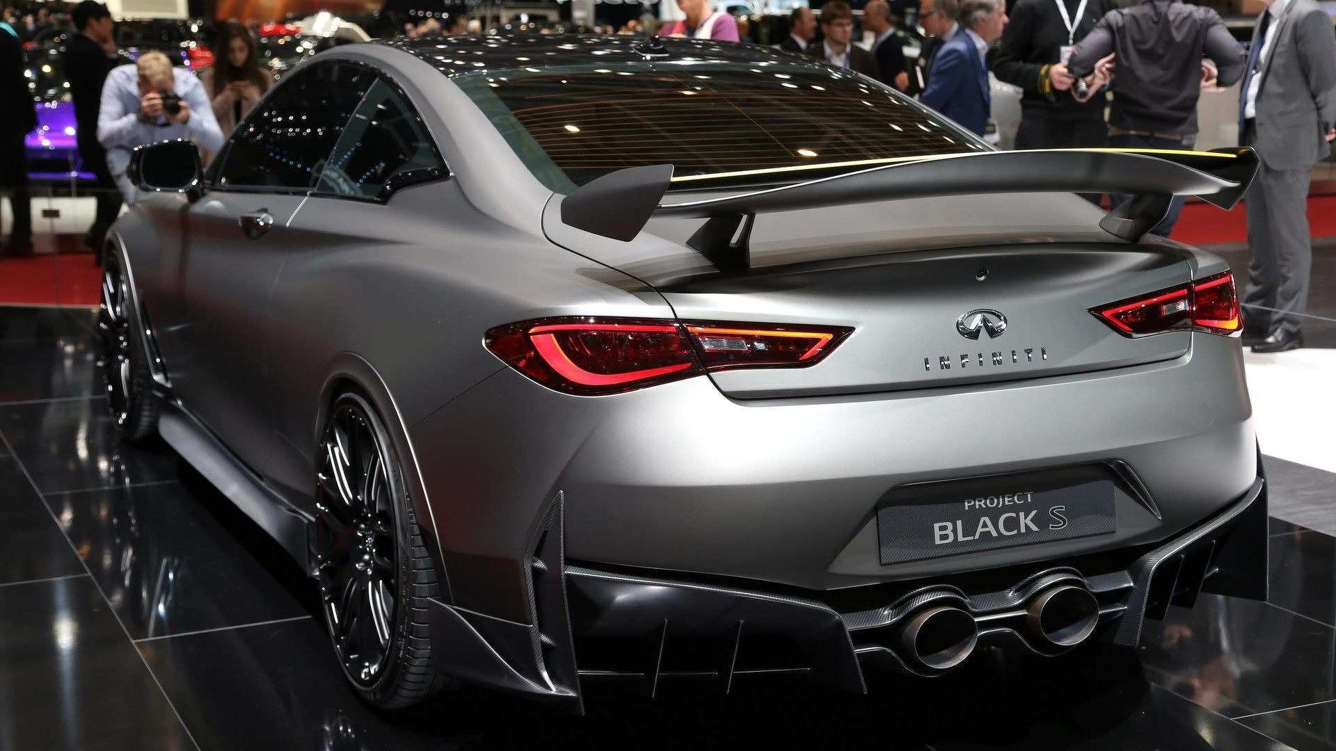 17 The 2020 Infiniti Q60 Black S Price and Review by 2020 Infiniti Q60 Black S