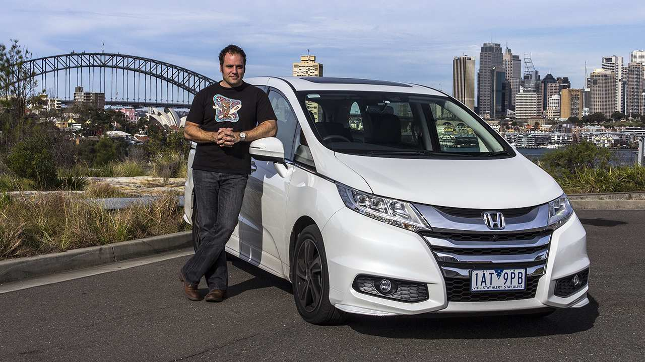 17 The Honda Odyssey 2019 Australia Research New by Honda Odyssey 2019 Australia