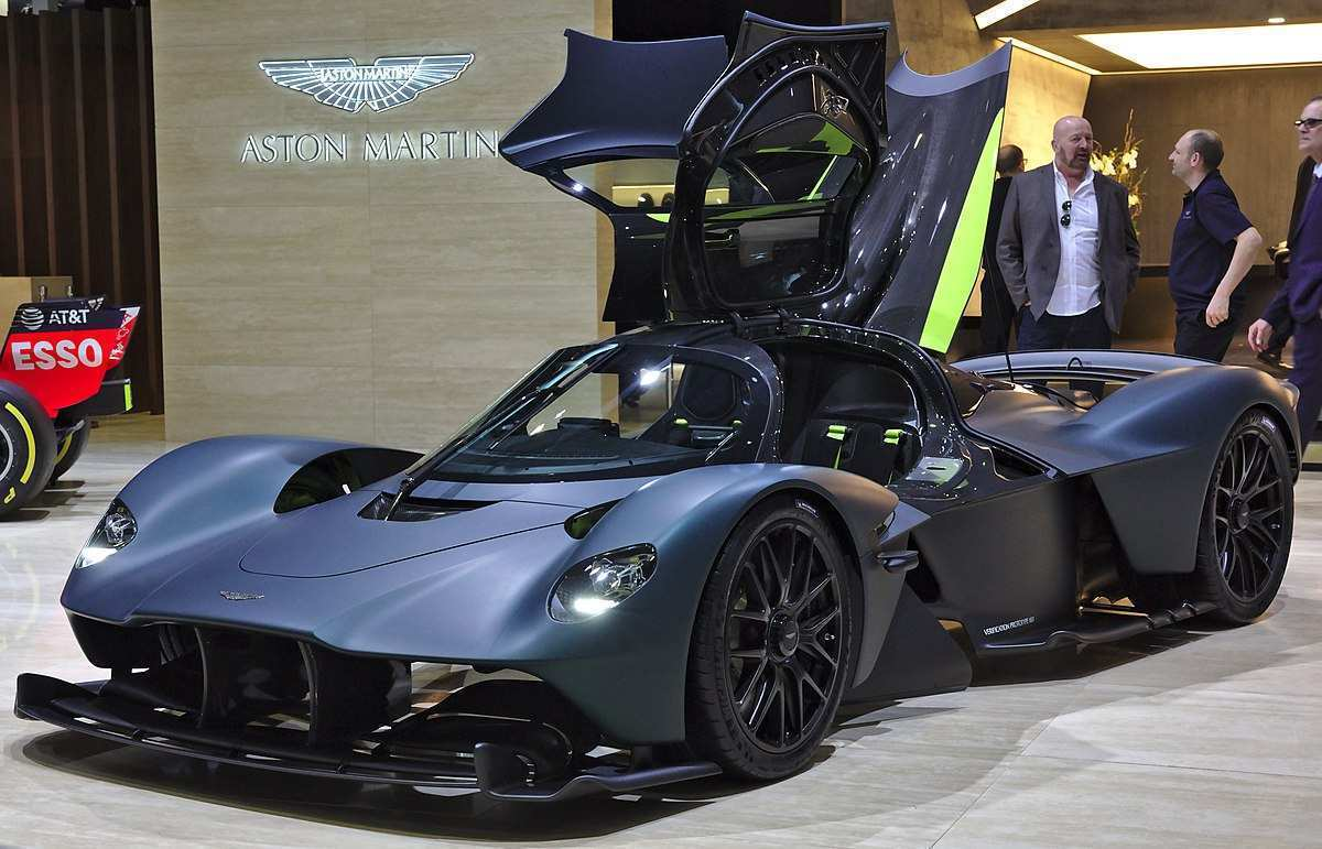 18 All New 2019 Aston Martin Valkyrie Release Date by 2019 Aston Martin Valkyrie