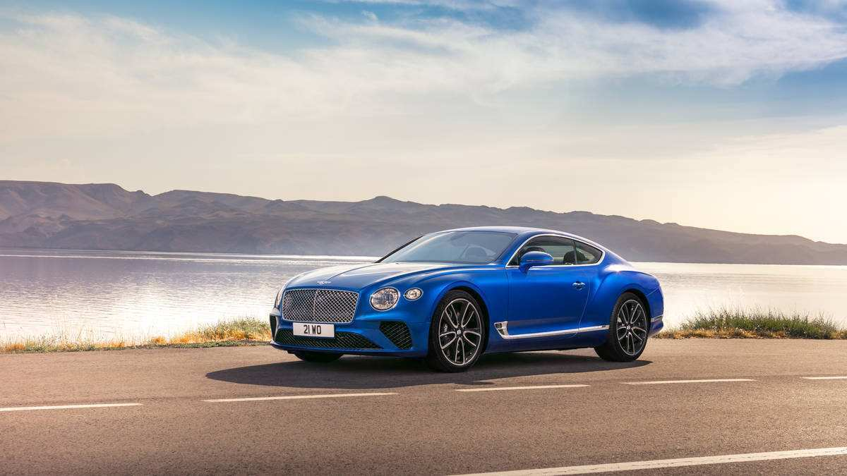 18 All New 2019 Bentley Continental Gt Specs New Review with 2019 Bentley Continental Gt Specs