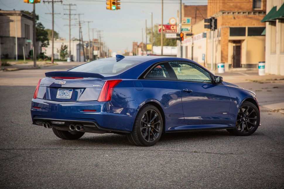 18 All New 2019 Cadillac Ats Coupe Rumors with 2019 Cadillac Ats Coupe