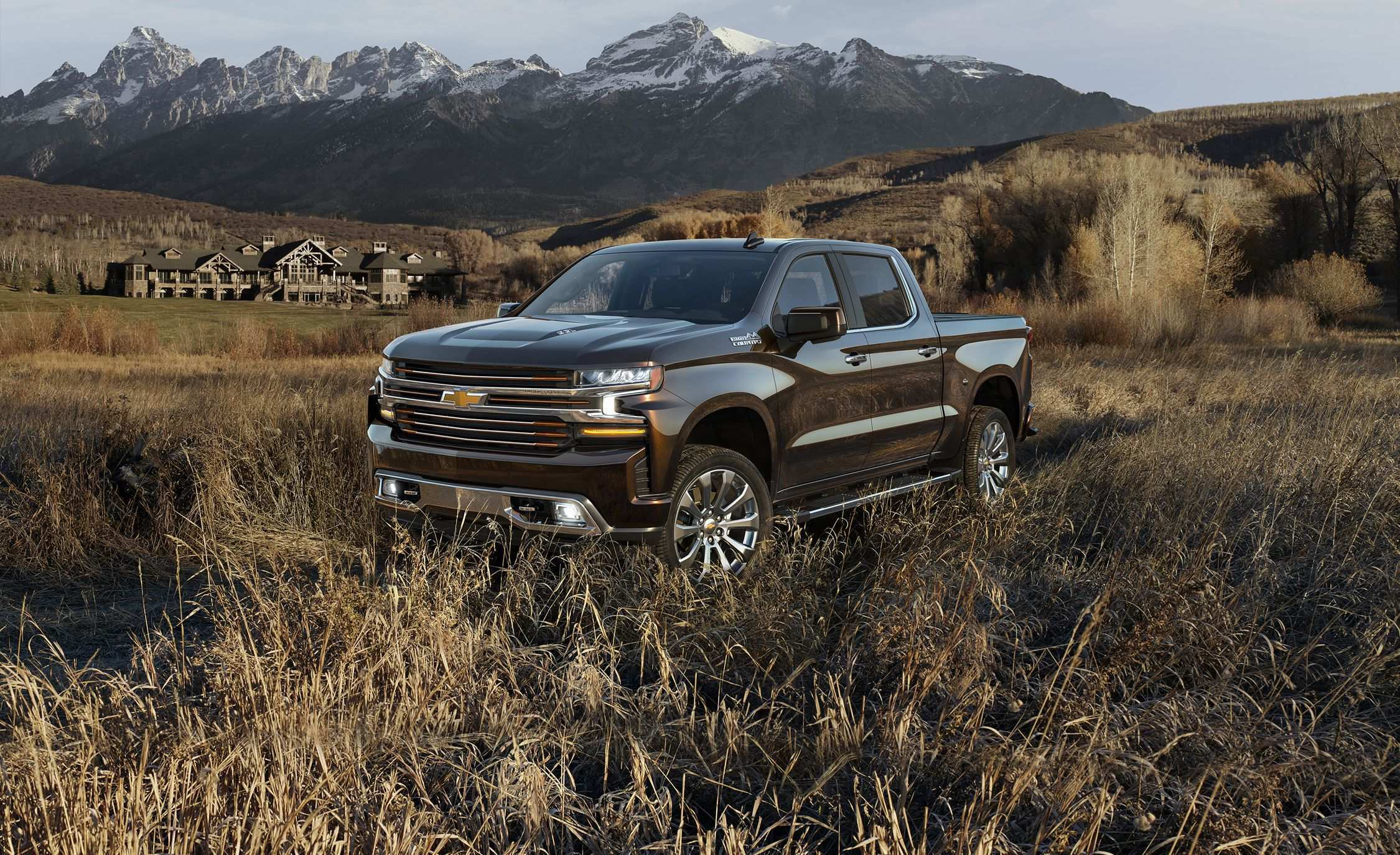 18 All New 2019 Chevrolet Silverado 1500 Review Exterior by 2019 Chevrolet Silverado 1500 Review