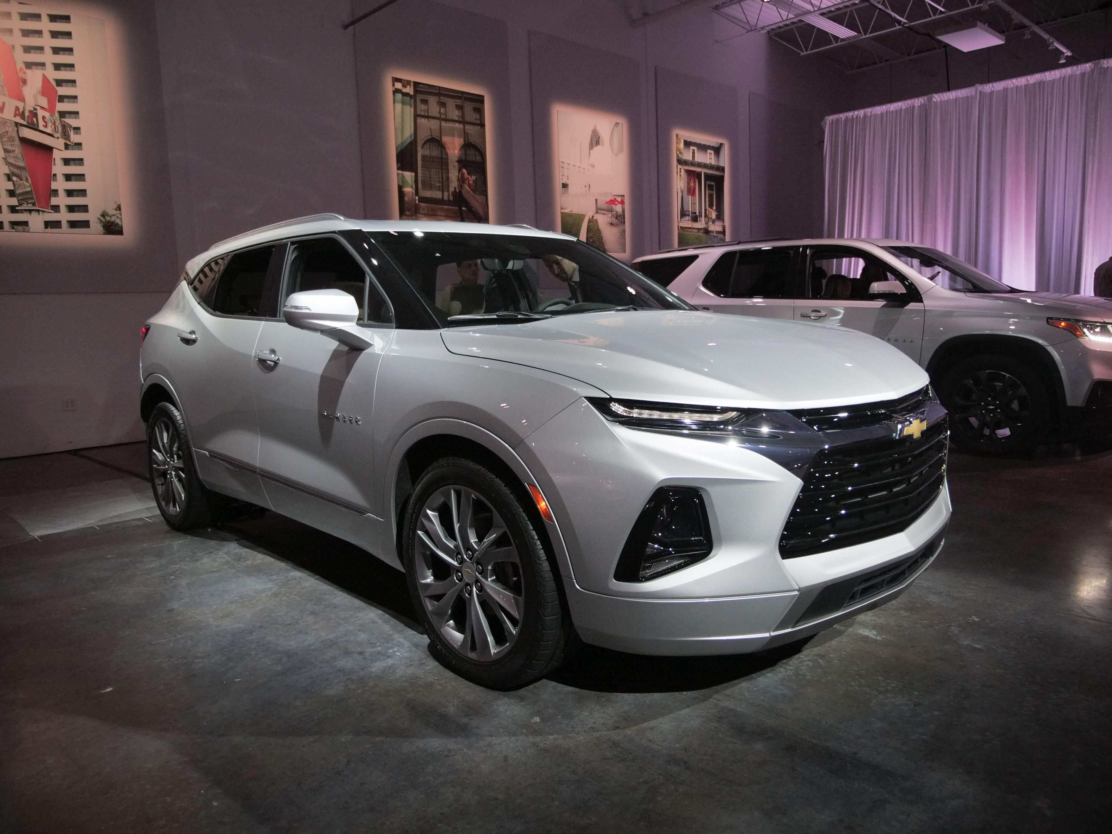 18 All New 2019 Chevrolet Vehicles Spy Shoot for 2019 Chevrolet Vehicles