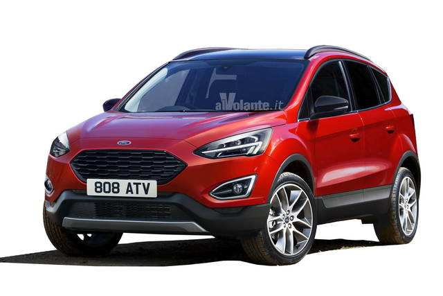 18 All New 2019 Ford Kuga Overview by 2019 Ford Kuga