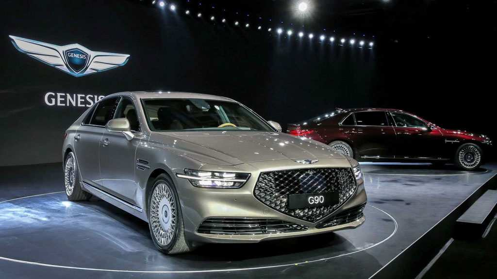 18 All New 2019 Genesis G90 Photos by 2019 Genesis G90