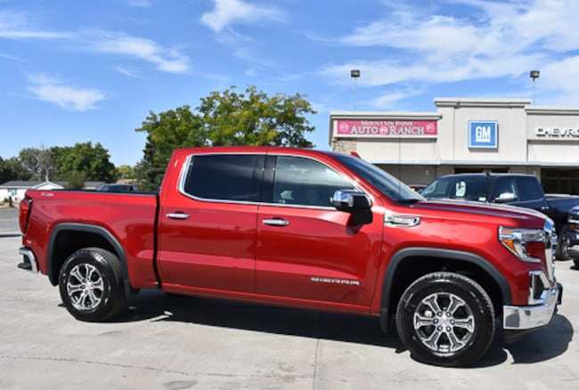 18 All New 2019 Gmc For Sale Engine with 2019 Gmc For Sale