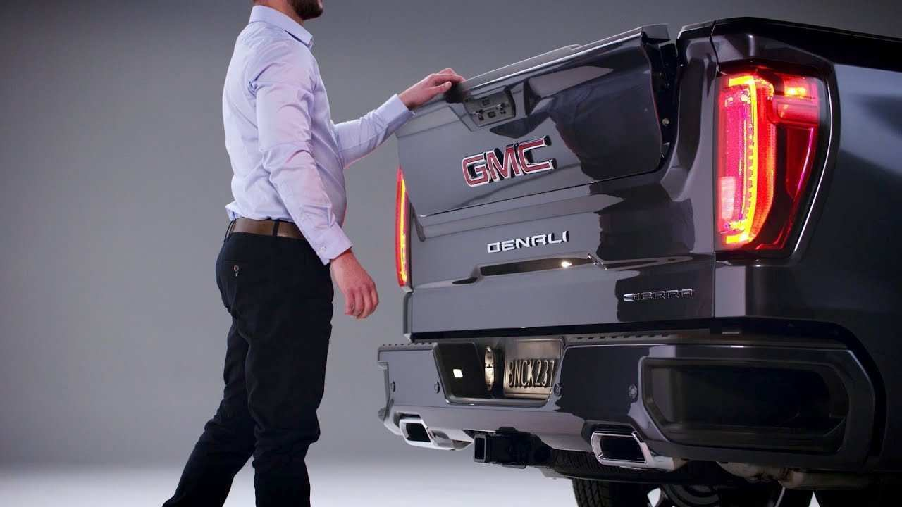 18 All New 2019 Gmc Pickup Tailgate Rumors with 2019 Gmc Pickup Tailgate
