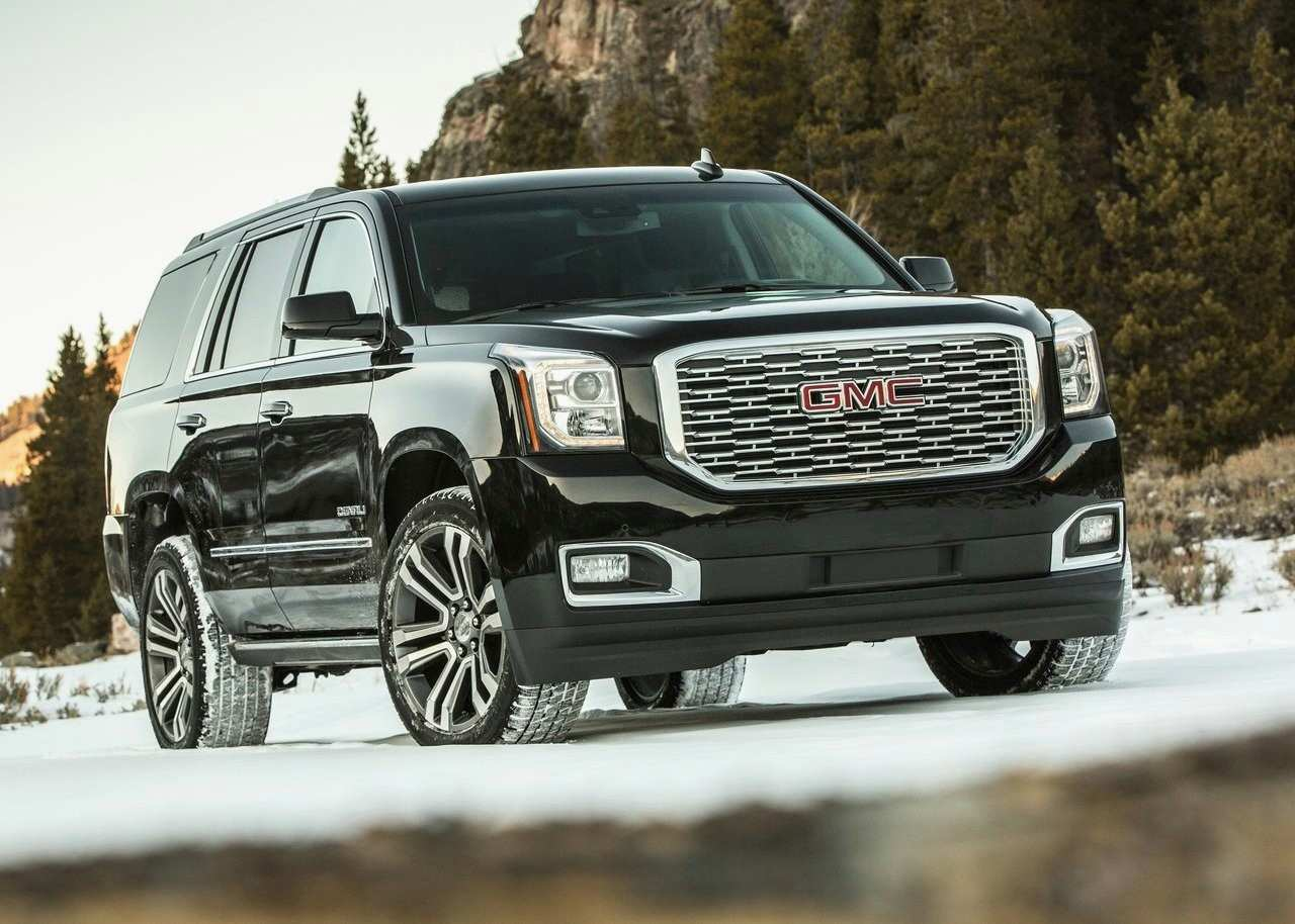18 All New 2019 Gmc Yukon Redesign Interior by 2019 Gmc Yukon Redesign