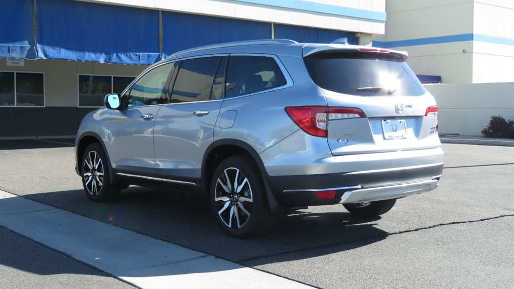 18 All New 2019 Honda Pilot 5 Passenger Speed Test by 2019 Honda Pilot 5 Passenger