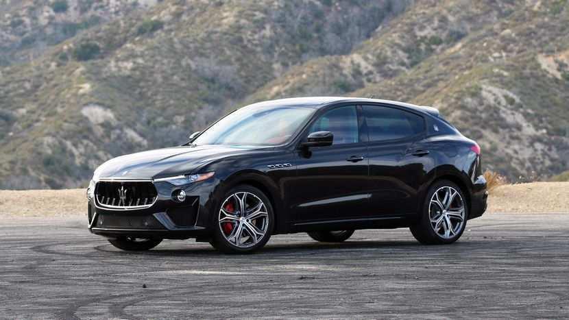 18 All New 2019 Maserati Suv Style for 2019 Maserati Suv