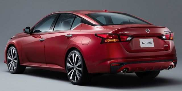18 All New 2019 Nissan Altima Concept Price for 2019 Nissan Altima Concept