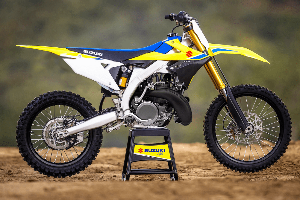18 All New 2019 Suzuki Rm 250 First Drive for 2019 Suzuki Rm 250