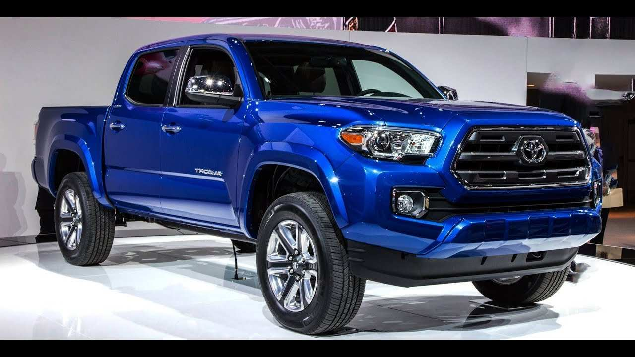 18 All New 2019 Toyota Tacoma Engine History for 2019 Toyota Tacoma Engine