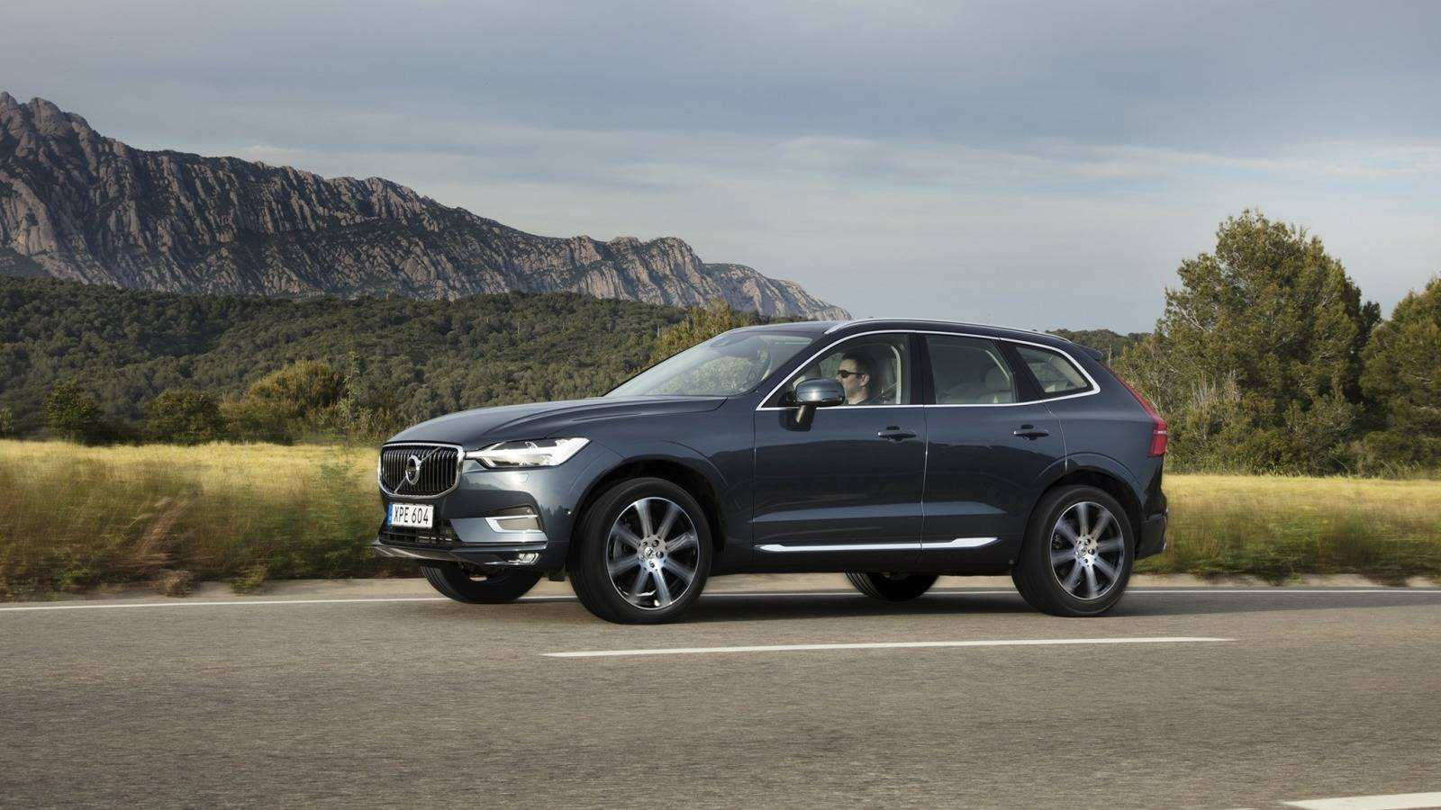 18 All New 2019 Volvo Xc60 Picture by 2019 Volvo Xc60