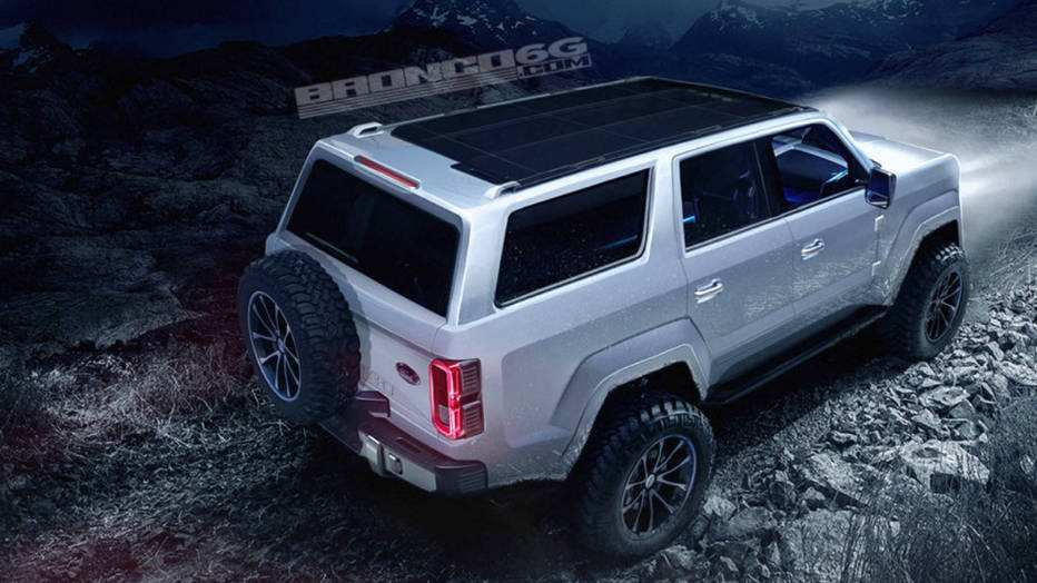 18 All New 2020 Ford Bronco 6G History by 2020 Ford Bronco 6G