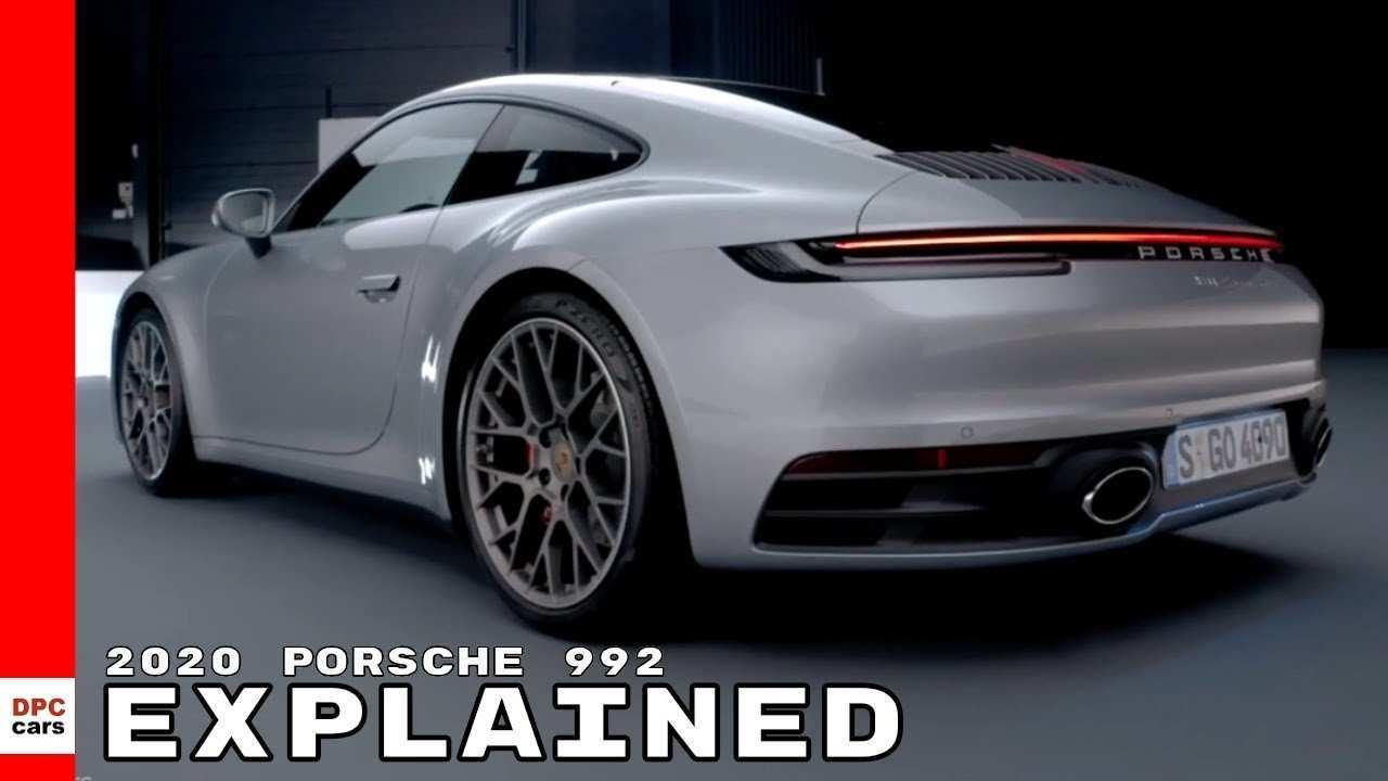 18 All New 2020 Porsche 992 Concept by 2020 Porsche 992