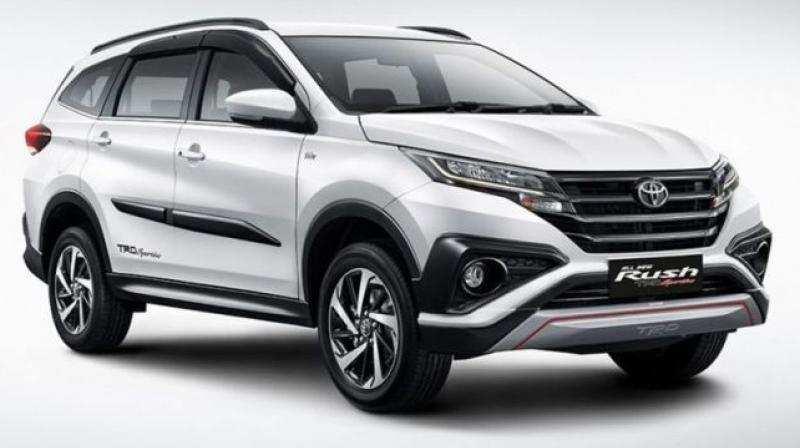 18 All New Toyota Rush 2020 Interior by Toyota Rush 2020