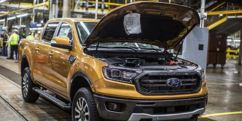 18 Best Review 2019 Ford Production Schedule Specs and Review with 2019 Ford Production Schedule