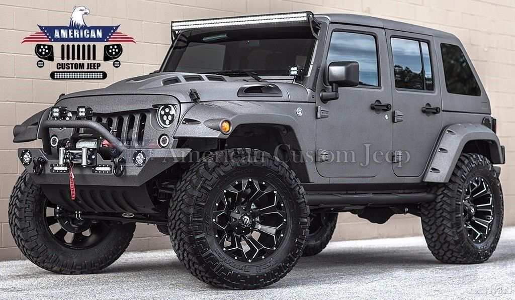 18 Best Review 2019 Jeep Wrangler 4 Door Exterior for 2019 Jeep Wrangler 4 Door