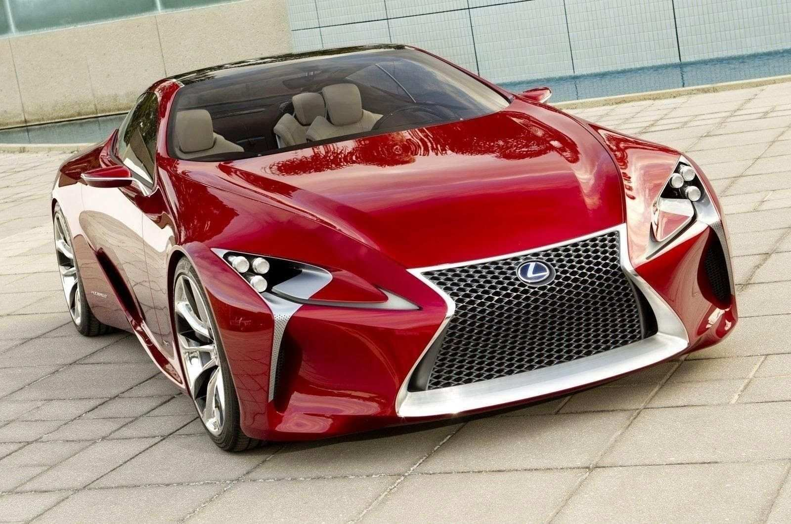 18 Best Review 2019 Lexus Convertible Exterior with 2019 Lexus Convertible
