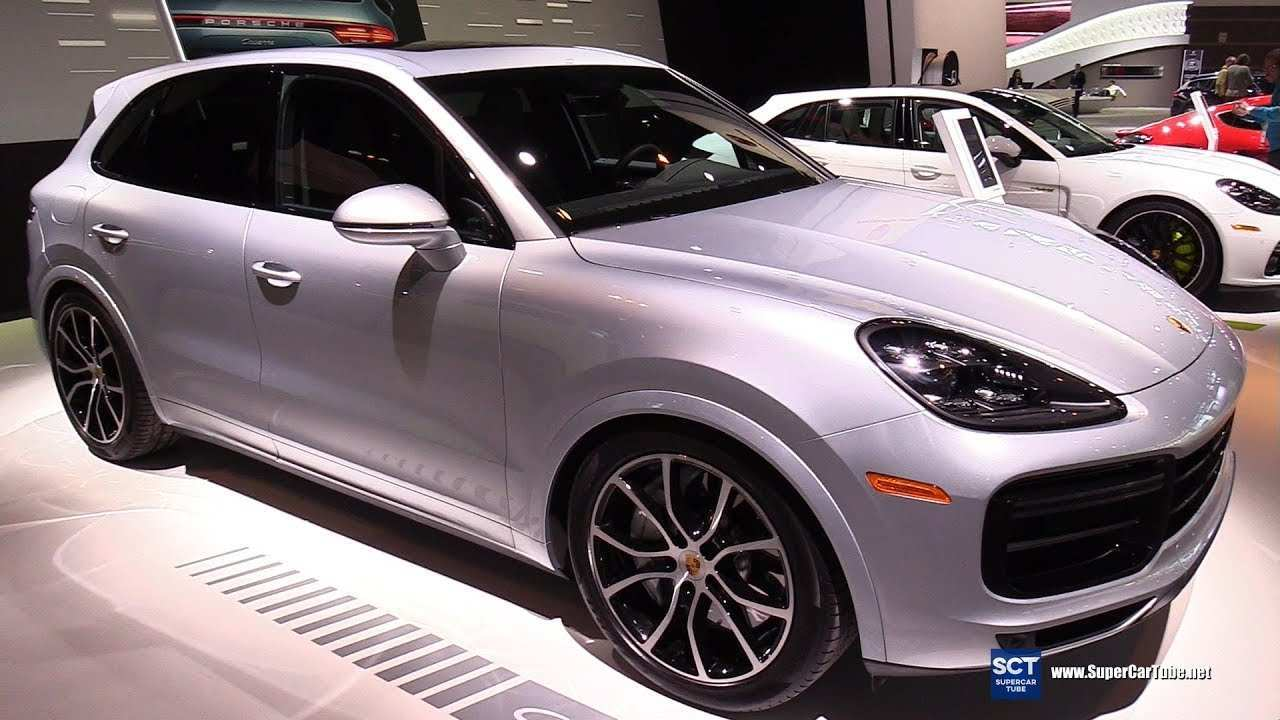 18 Best Review 2019 Porsche Cayenne Video Price and Review with 2019 Porsche Cayenne Video