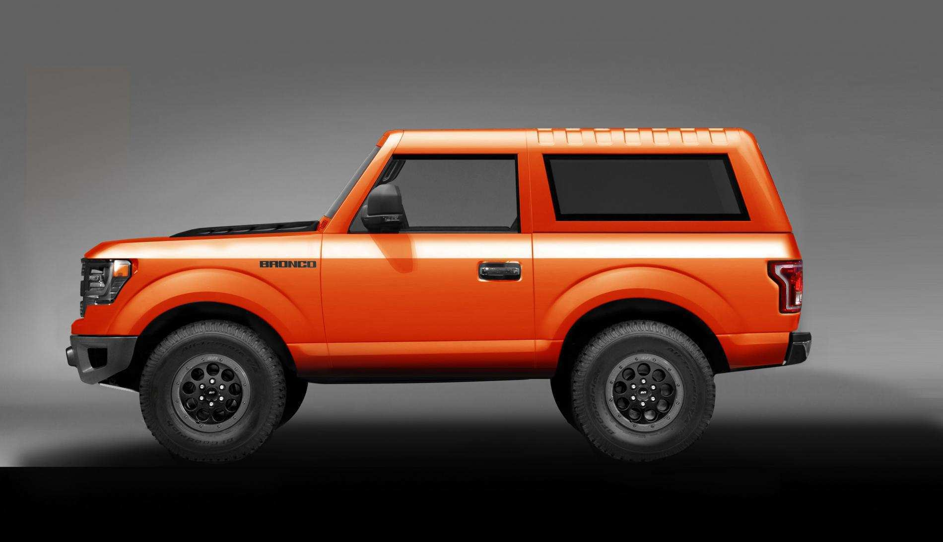 18 Best Review 2020 Ford Bronco 6G Concept with 2020 Ford Bronco 6G