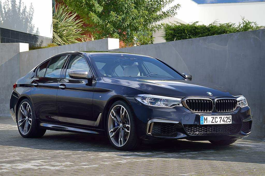 18 Concept of 2019 Bmw Five Series Redesign for 2019 Bmw Five Series