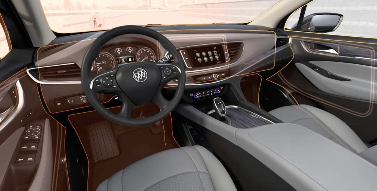 18 Concept of 2019 Buick Enclave Spy Shoot by 2019 Buick Enclave