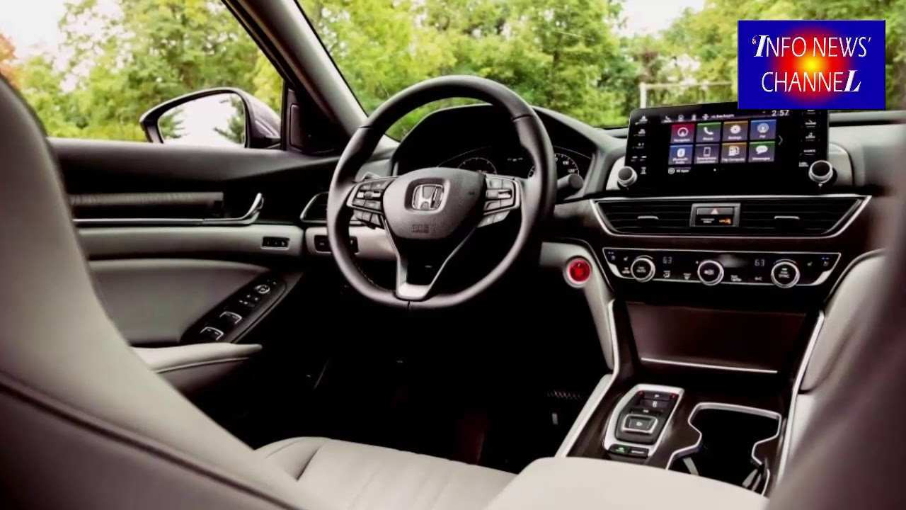 18 Concept of 2019 Honda Accord Interior Prices by 2019 Honda Accord Interior