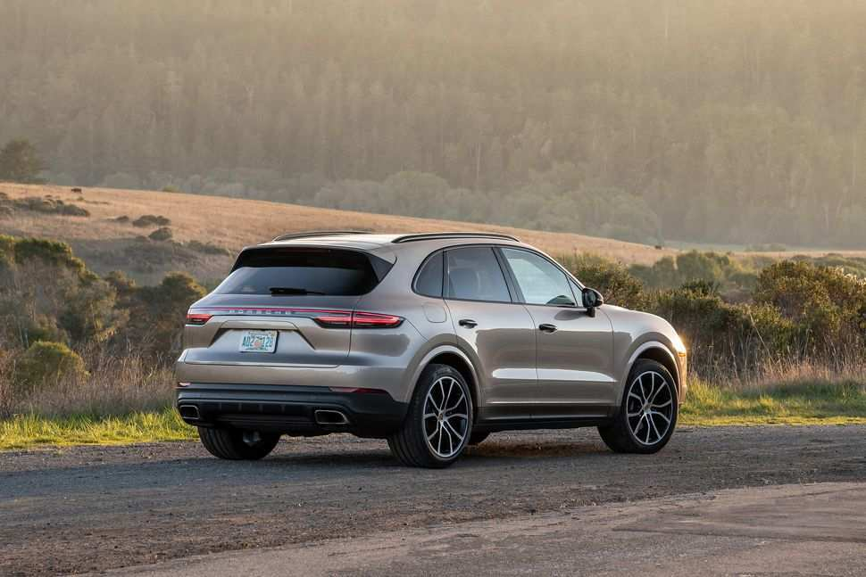18 Concept of 2019 Porsche Cayenne Order Spesification for 2019 Porsche Cayenne Order
