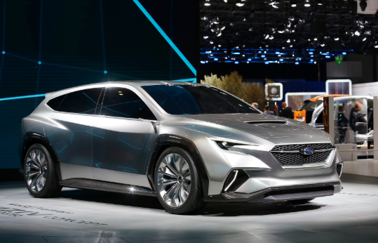 18 Concept of 2019 Subaru Evoltis Photos for 2019 Subaru Evoltis
