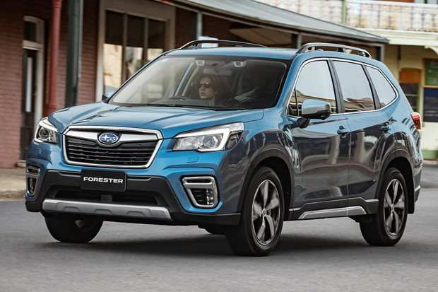 18 Concept of 2019 Subaru Forester Manual History by 2019 Subaru Forester Manual