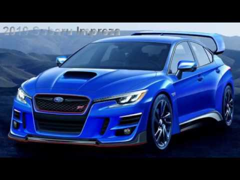 18 Concept of 2019 Subaru Impreza Sti Specs and Review for 2019 Subaru Impreza Sti