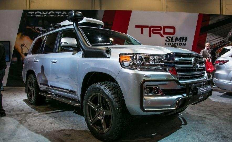 18 Concept of 2019 Toyota Land Cruiser 300 Spesification by 2019 Toyota Land Cruiser 300