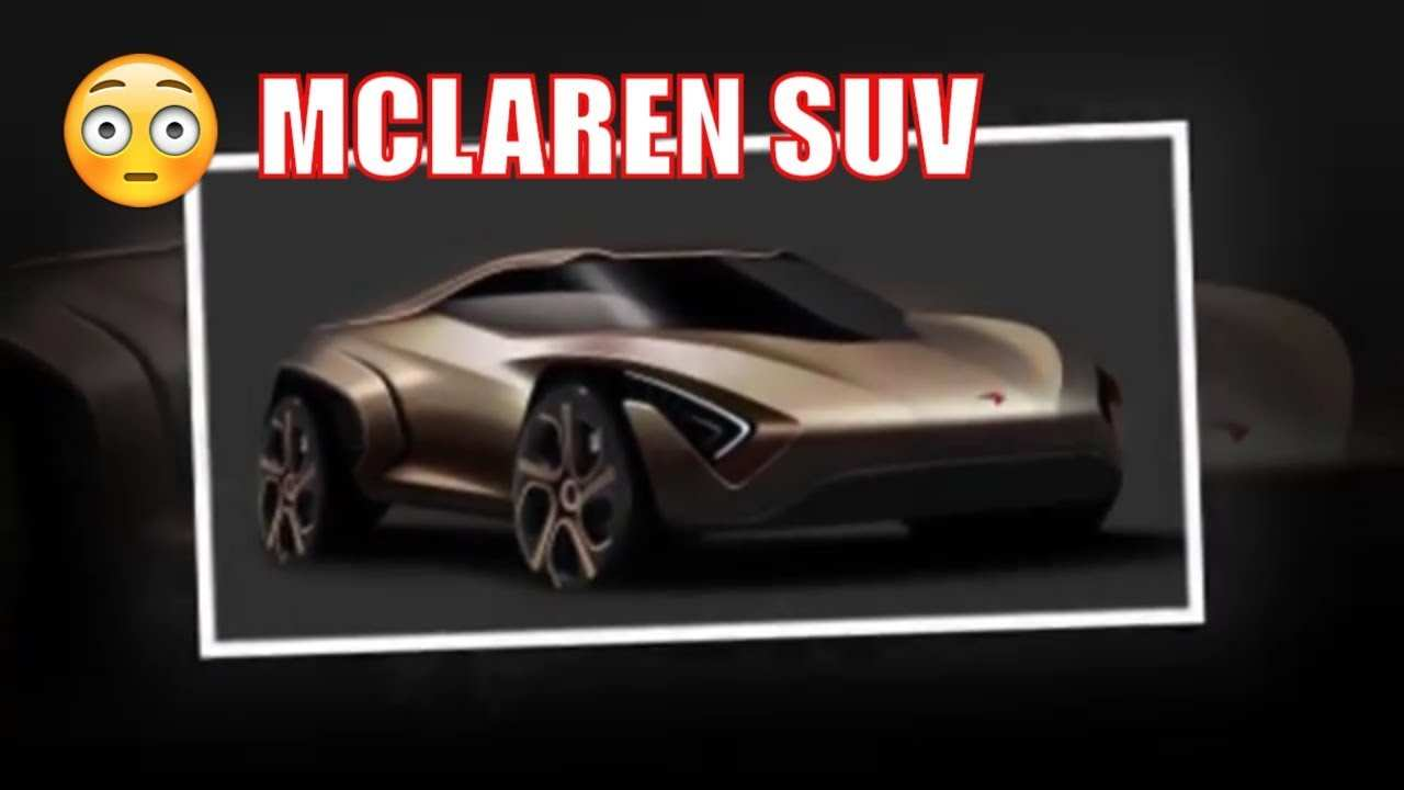18 Concept of 2020 Mclaren Suv Redesign by 2020 Mclaren Suv