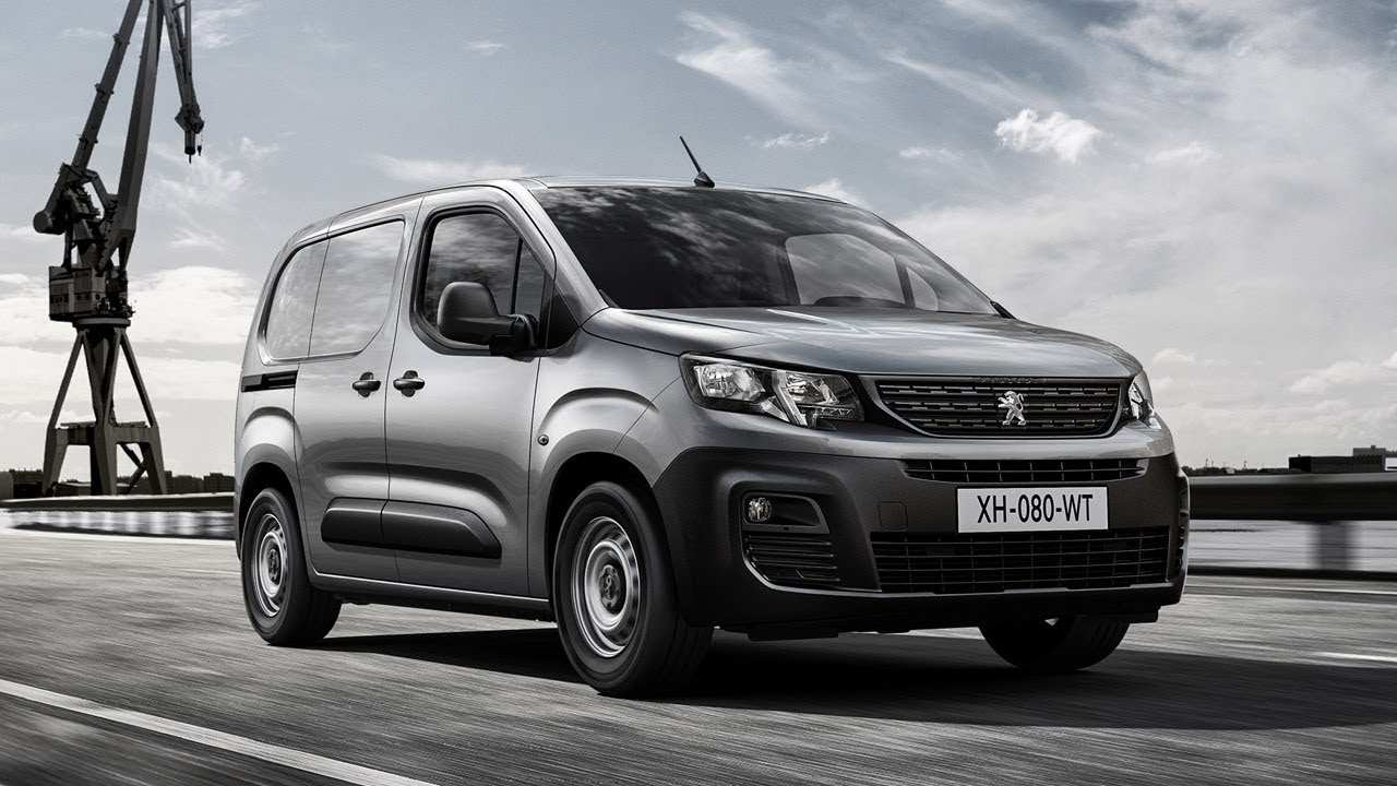 18 Concept of Peugeot Partner 2020 Spesification for Peugeot Partner 2020