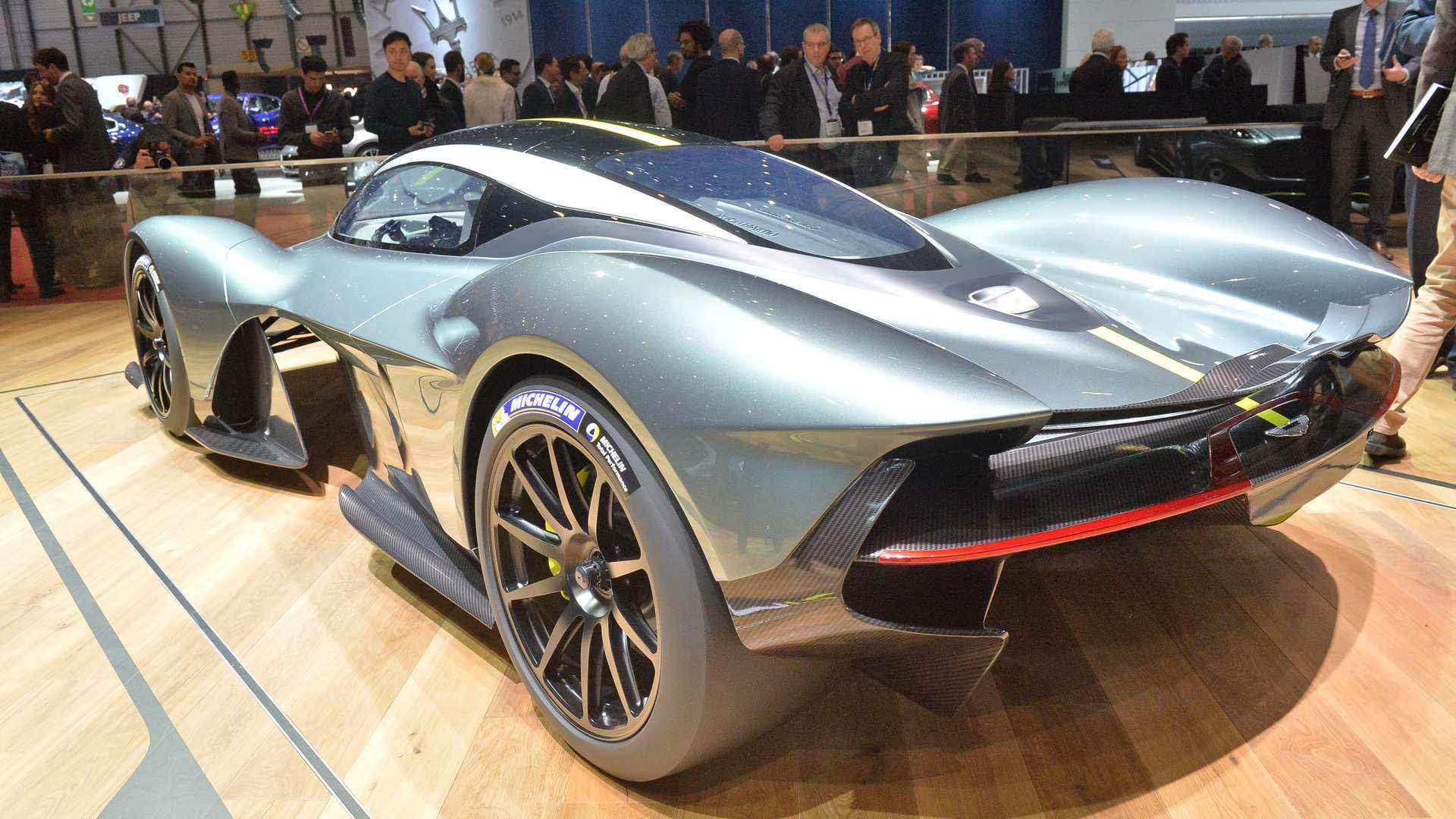 18 Gallery of 2019 Aston Martin Valkyrie Price with 2019 Aston Martin Valkyrie