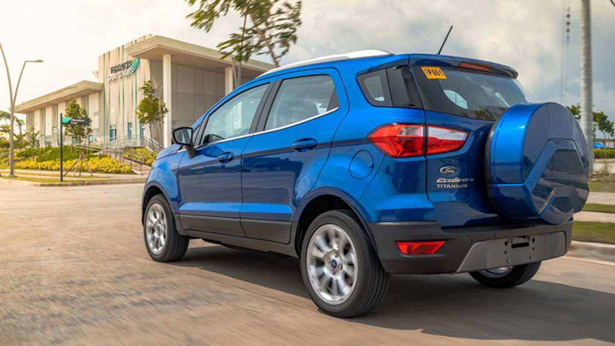 18 Gallery of 2019 Ford Ecosport Reviews for 2019 Ford Ecosport