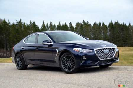 18 Gallery of 2019 Genesis G70 Review Prices for 2019 Genesis G70 Review
