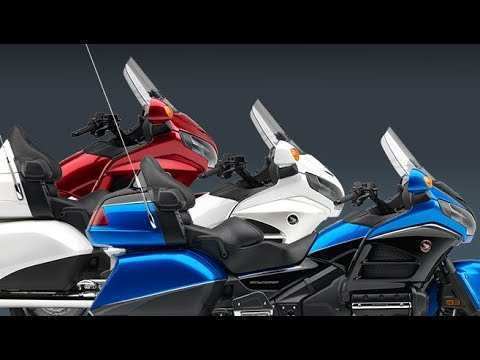 18 Gallery of 2019 Honda Goldwing Colors Prices with 2019 Honda Goldwing Colors